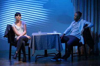 IBIS by Eric Lane with Lindsey Broad & Deandre Sevon at Summer Shorts